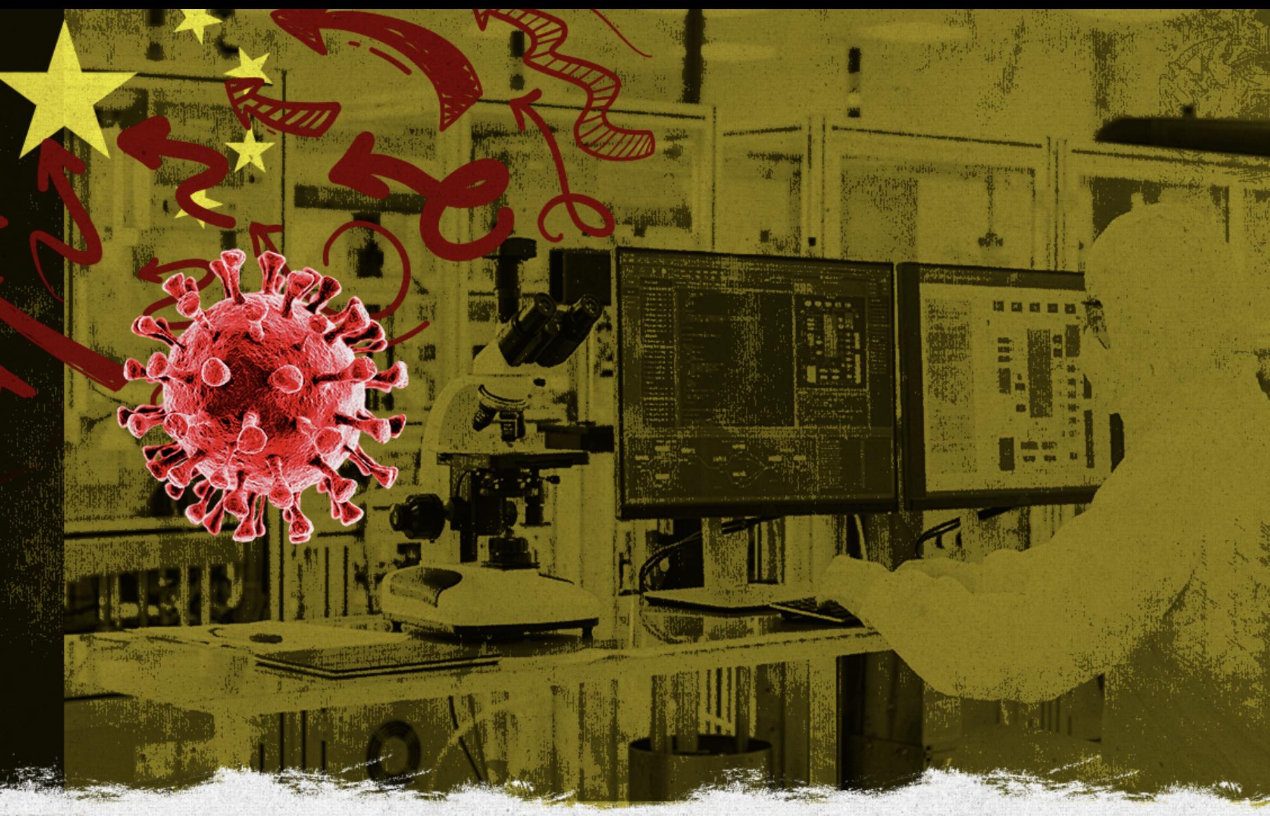 Αν ο ιός ξέφυγε από εργαστήριο…