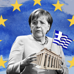 H «Ελληνίδα» Μέρκελ